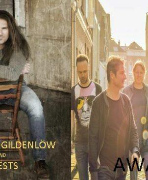 Kristoffer Gildenlow+ Awash-Album Tour  Foto