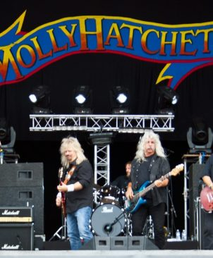 Molly Hatchet usa Foto