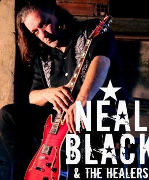 Neal Black Foto