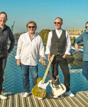 WES The Belgium Quo band Foto