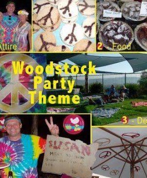 Woodstock Party@ Akkerhoeve Waarschoot Foto